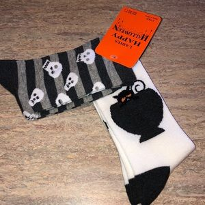 Accessories - NEW 2 Pair Halloween Socks